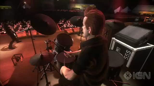 Green Day Rock Band PlayStation 3 Trailer - GDC 2010 Trailer