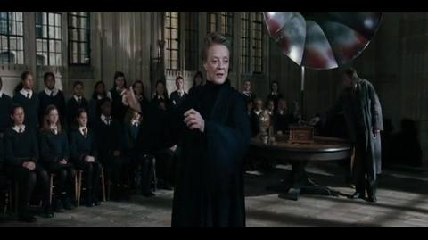 Harry Potter and the Goblet of Fire - Dance class