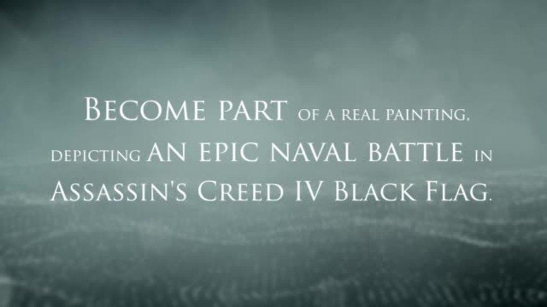 Assassin's Creed IV Black Flag - Defy History Promo