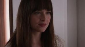 Fifty Shades Of Grey Christian Shows Ana The Playroom