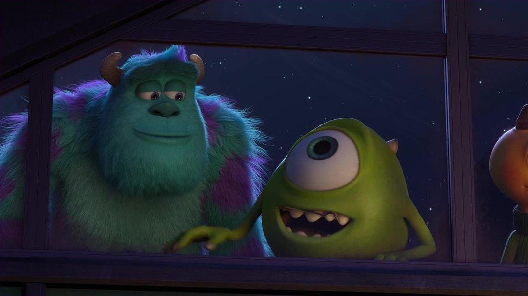 "Monsters University - Clip - ""Field Trip"""