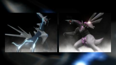 Pokemon Pearl Version Pokemon Diamond Version (VG) (2007) - Shared Trailer for Pokemon Pearl and Pokemon Diamond