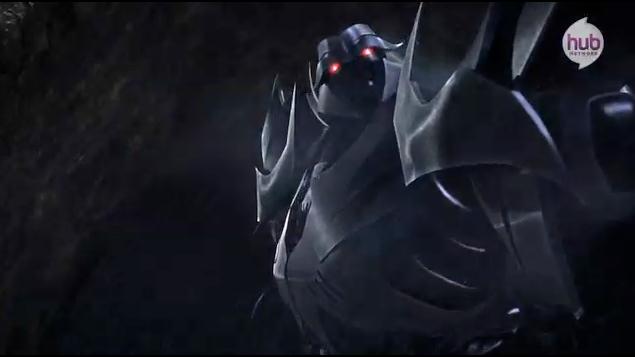 Tranformers Prime Beast Hunters - Exclusive Clip