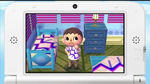 Animal Crossing New Leaf (VG) (2013) - Launch trailer