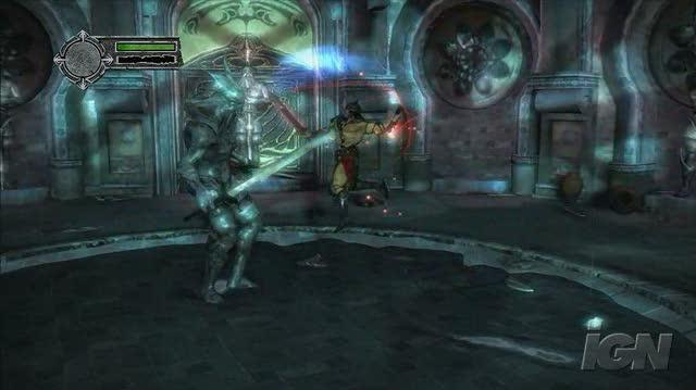 Conan PlayStation 3 Gameplay - Fighting in the Ruins