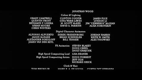 Harry Potter and the Sorcerer's Stone - End credits Part 4