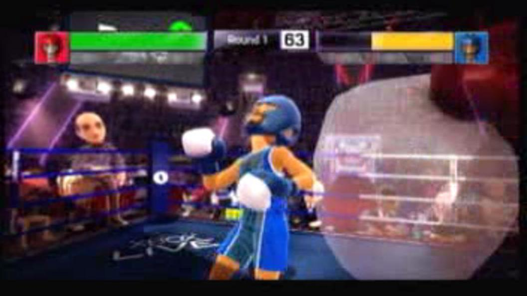 Kinect Sports Video Tip - Boxing