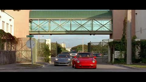 2 Fast 2 Furious - decoy cars Part 2