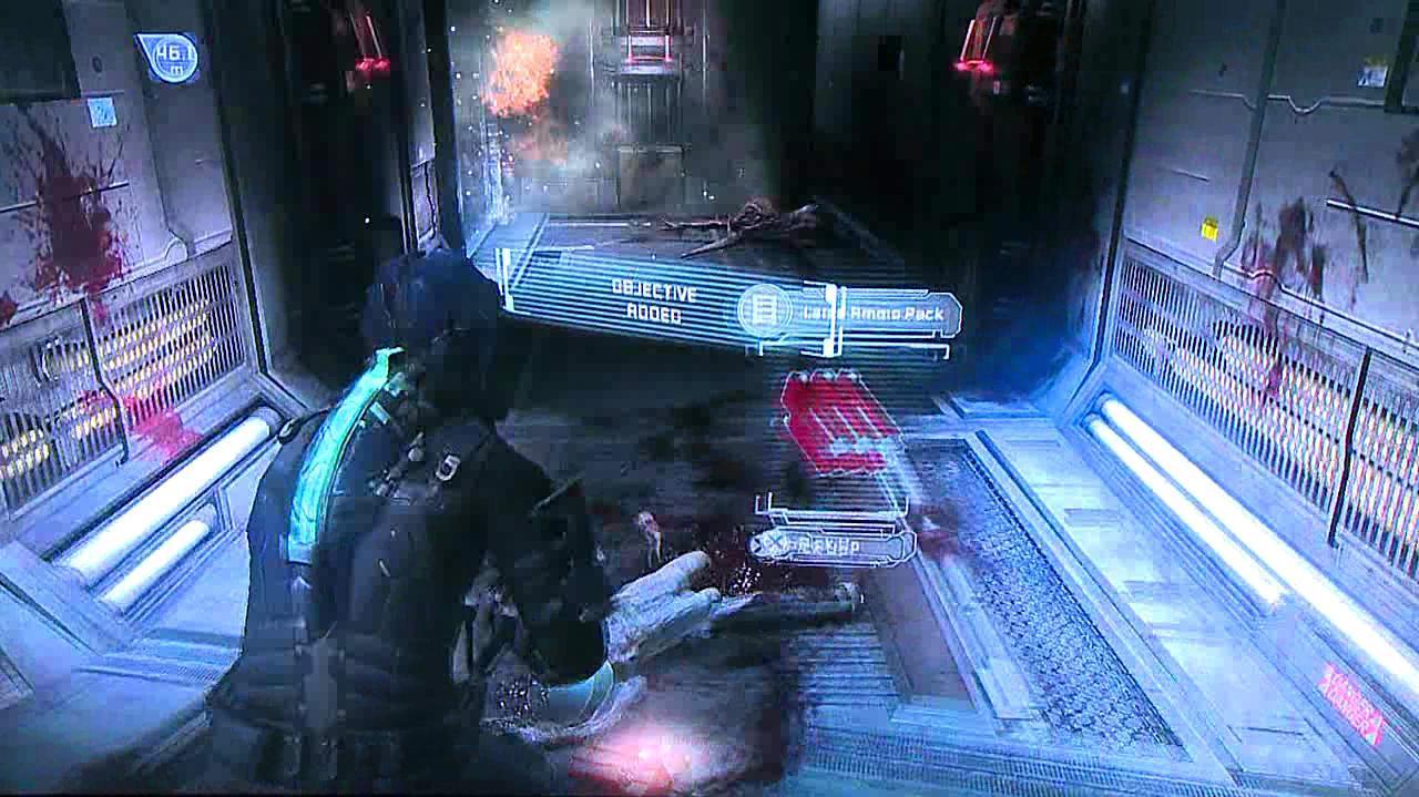 Dead Space 2 Team Effort Gameplay