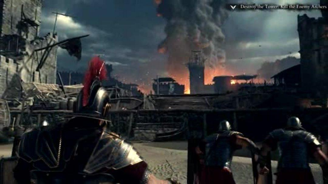 Ryse Son Of Rome - Unrated E3 2013 Trailer