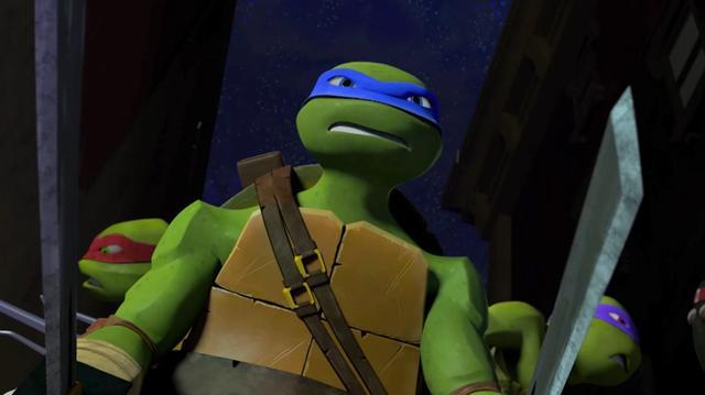 Teenage Mutant Ninja Turtle - SDCC 2012 Panel Impressions