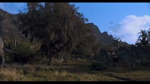 The Lost World Jurassic Park - free roaming dinosaurs