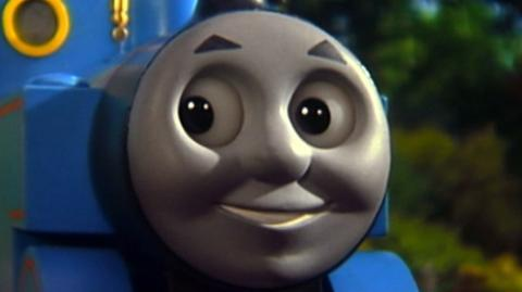 Thomas And Really Brave Engine (2005) - Open-ended Extra (Clip)
