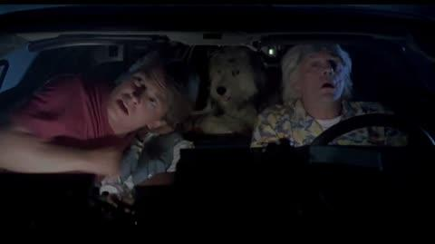 Back to the Future Part II - wrong house