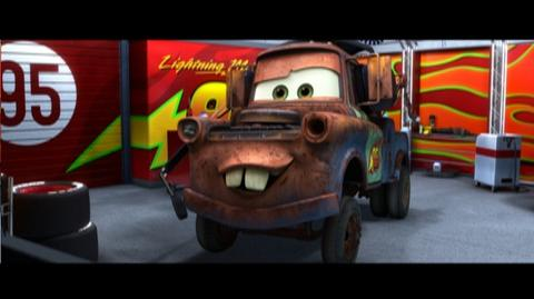 Cars 2 (2011) - Clip Japan Fast Dirt Section 2