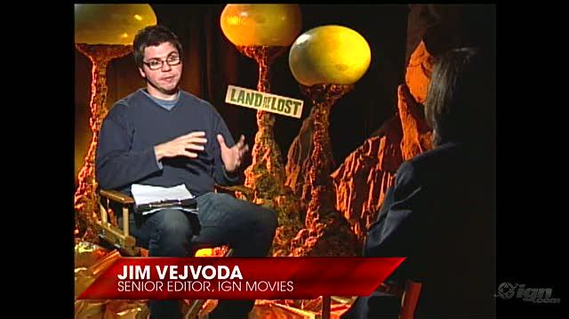 Land of the Lost Movie Interview - Brad Silberling