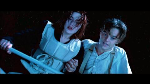Titanic 3-D Re-Release (1997) - Clip Don't Let Go Of My Hand