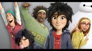 Big Hero 6 Panel - NYCC 2014 Fan Reaction