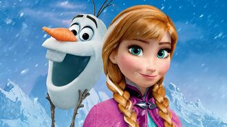 Frozen - Cast & Crew Interviews