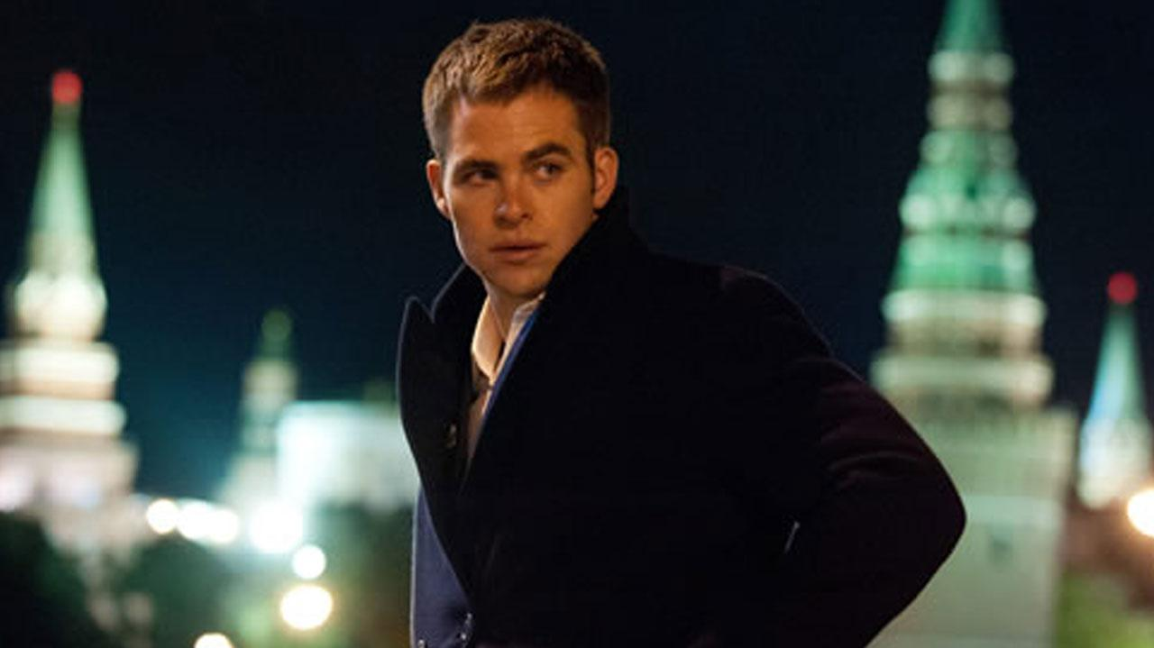 Jack Ryan Shadow Recruit Trailer