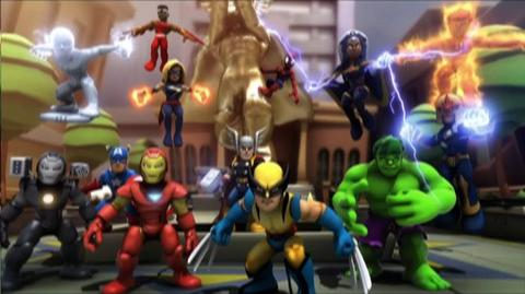 Marvel Super Hero Squad Online (VG) (2011) - Debut trailer