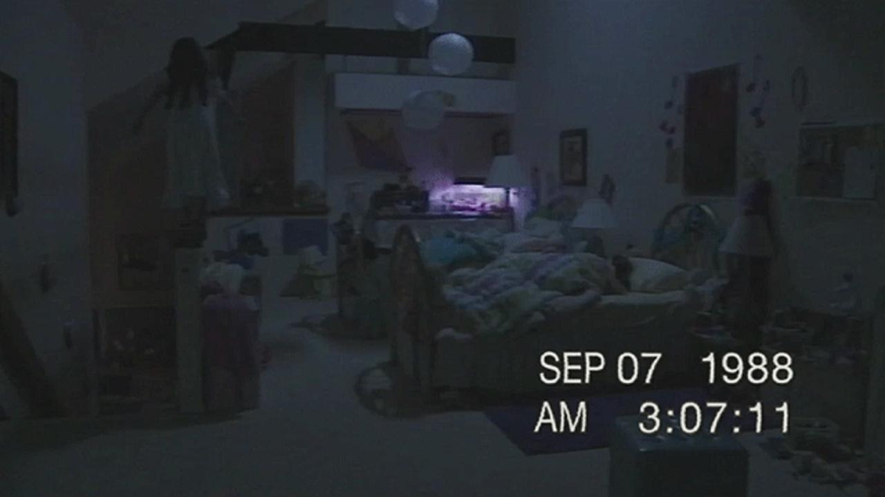 New Paranormal Activity 3 Trailer