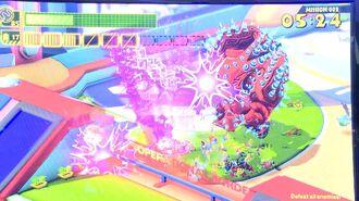 The Wonderful 101 - Offscreen Gameplay - E3 2013