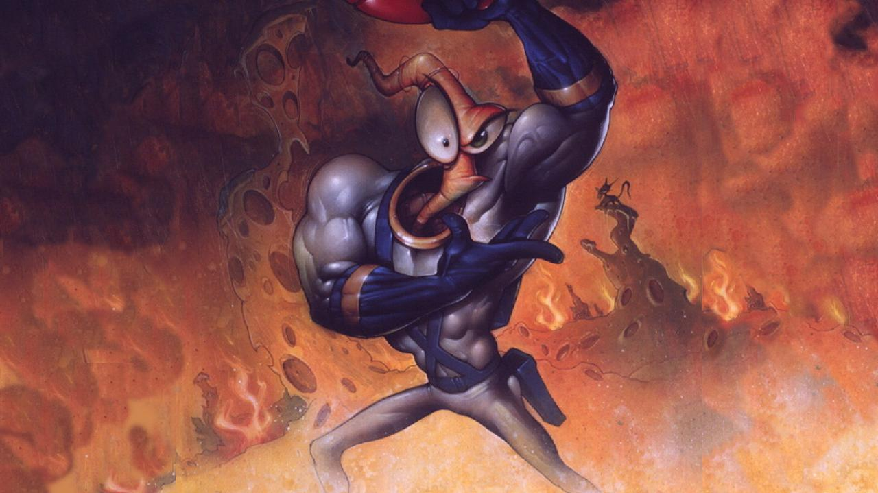 91 Earthworm Jim (Earthworm Jim) - IGN's Top 100 Video Game Weapons