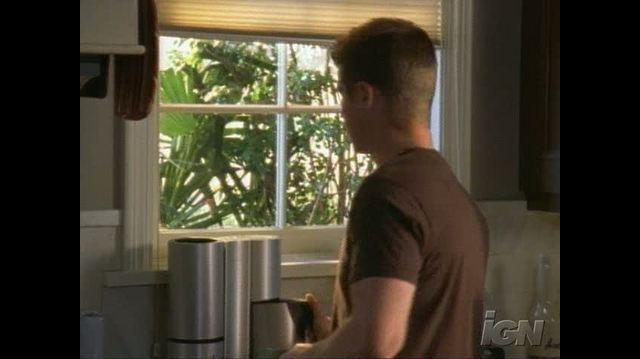 The O.C. TV Clip - It's Over, And I'm OK
