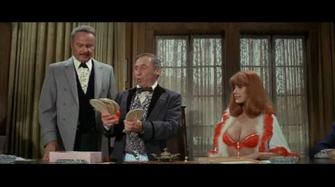 Blazing Saddles - Meeting is adjourned