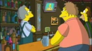 SIMPSONS MOVIE SCENE LIGHTS AT MOE'S