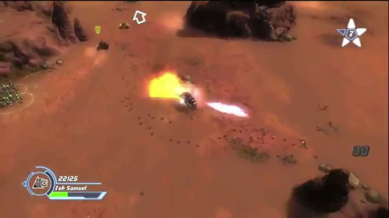Voltron XBLA Part 6 Convoy of Lions by samueltehg33k