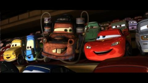 Cars 2 (2011) - Cars 2 Theatrical Trailer 4
