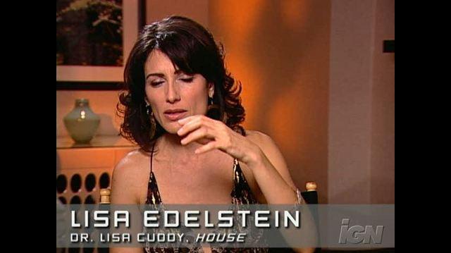 House TV Interview - Lisa Edelstein Interview