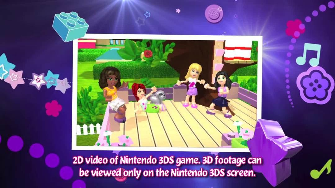 LEGO Friends Launch Trailer