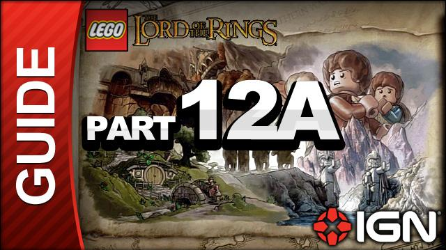LEGO The Lord of the Rings Walkthrough Part 12A - Osgiliath