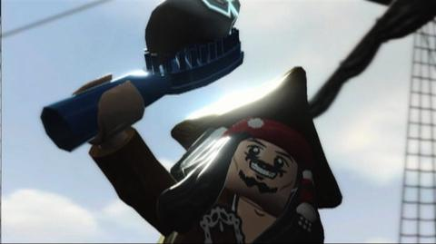 Lego Pirates Of The Caribbean The Video Game (VG) (2011) - Dead Mans Chest trailer