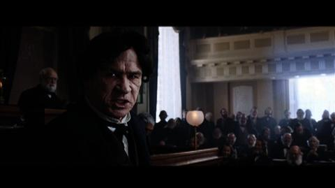 Lincoln (2012) - Clip Thaddeus Stevens Speasks To The House