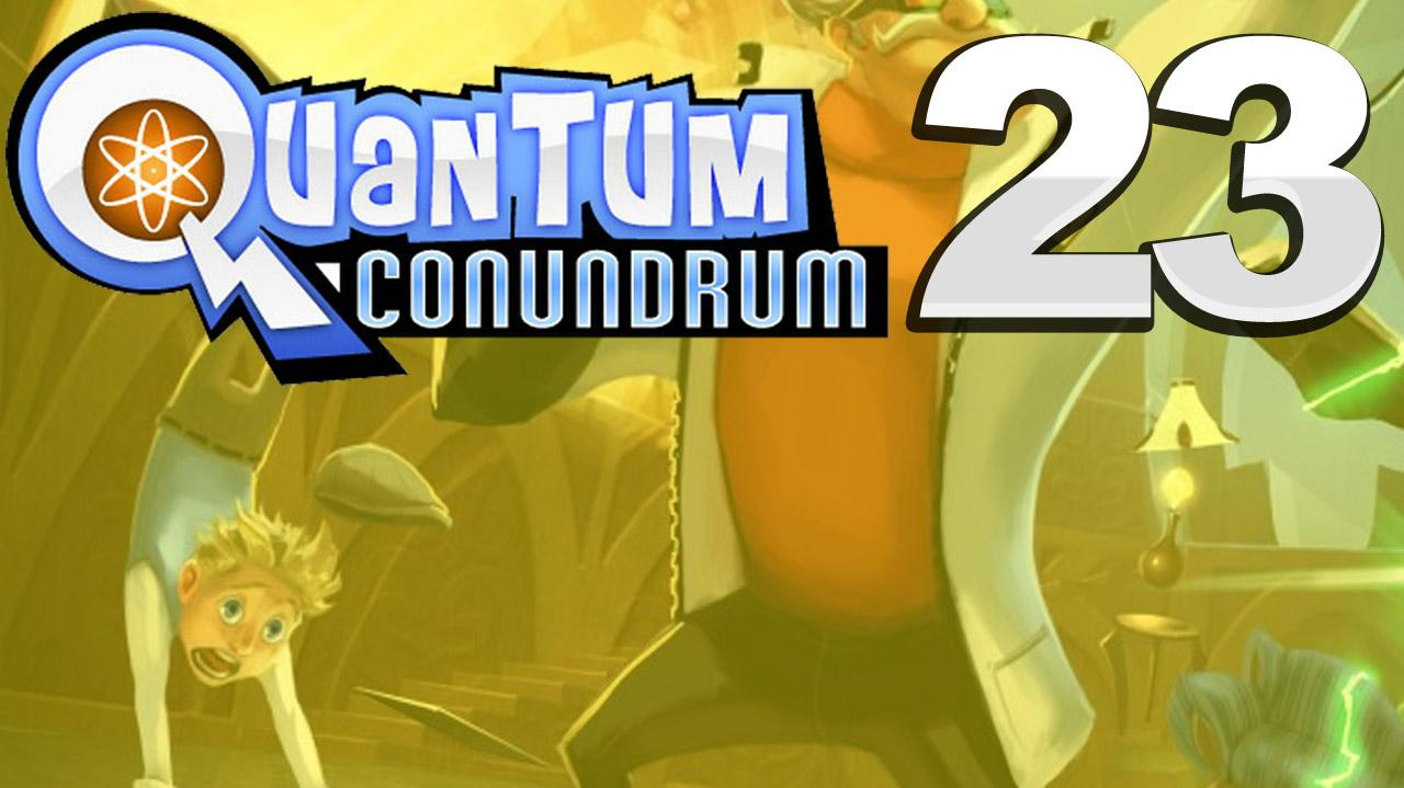 Quantum Conundrum Time Weighs Heavy Upon Us All Gameplay Walkthrough (Part 23 51)