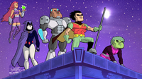 Teen Titans Go - Let's Get Serious
