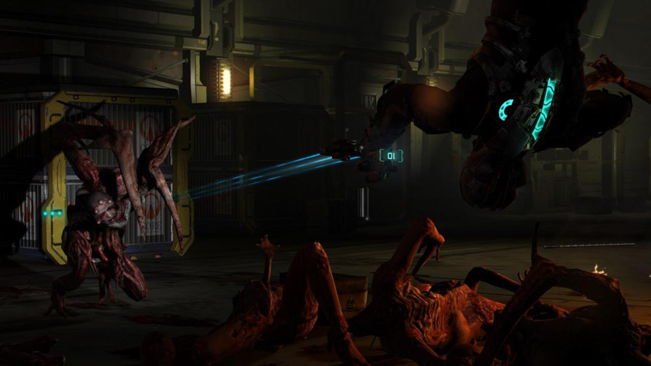 Dead Space 2 The Many Deaths of Isaac