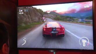 Driveclub (PS4) Countryside Race Gameplay - E3 2014