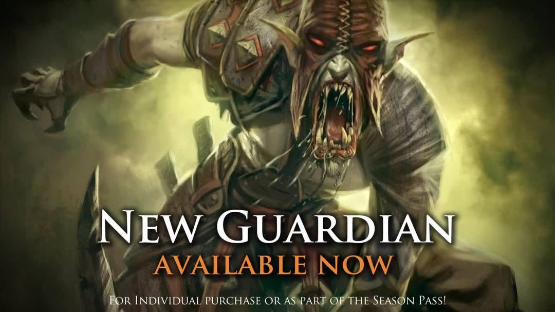 Guaridans of MIddle-earth Playable Snaga Trailer