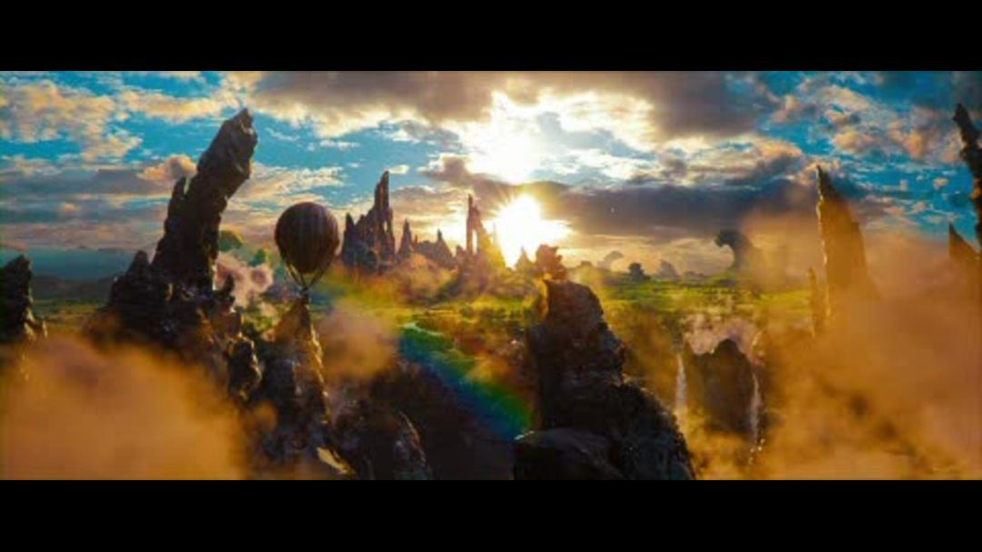 Oz The Great and Powerful - Extended Trailer