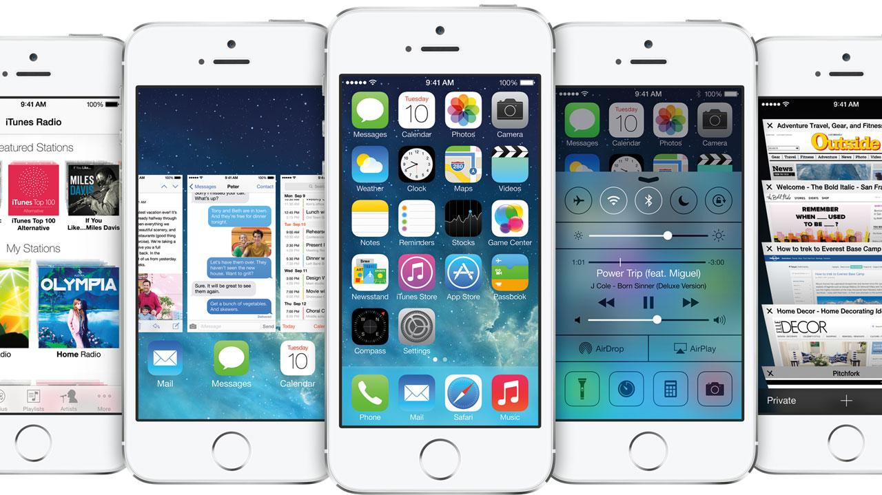 Apple iOS 7 Video Review