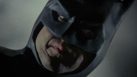 Batman - The making of The Joker