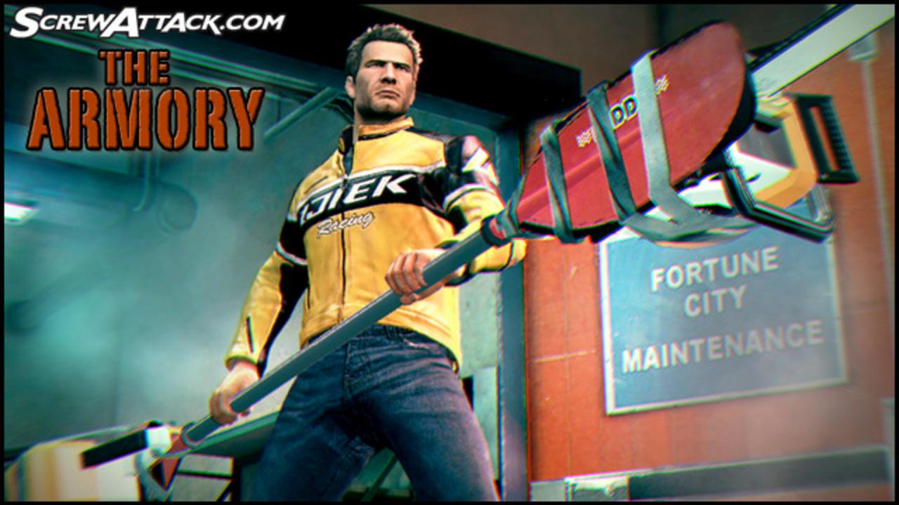Screwattack The Armory Dead Rising 2 - Duct Tape