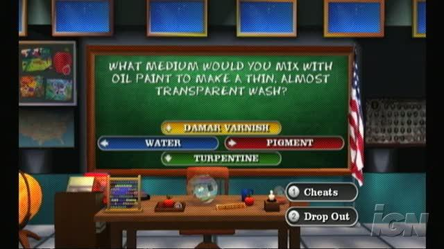 Are You Smarter Than A 5th Grader? Game Time Nintendo Wii Gameplay - Intro