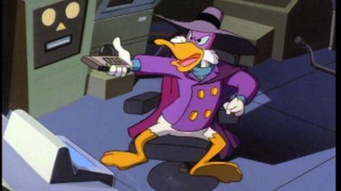 Darkwing Duck V.2 (2007) - Clip Comet guy, post