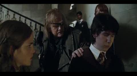 Harry Potter and the Goblet of Fire - Neville's shaken